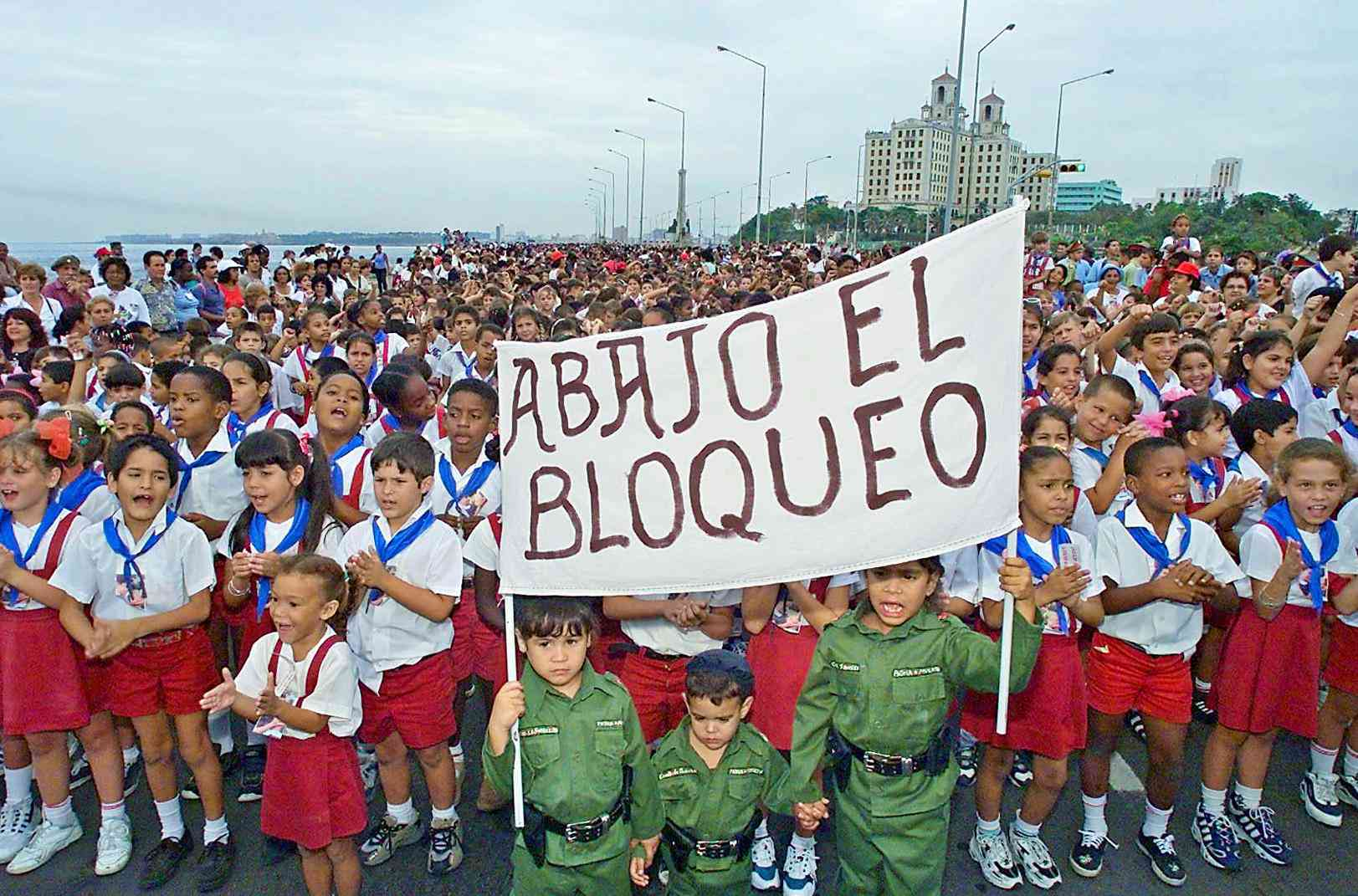 Cuban rallies demanding Elián's return