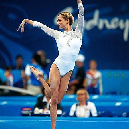 Amazing Gymnastics Photos