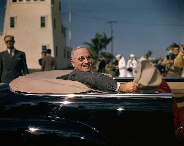 President Harry Truman is one of only 11 U.S. president who never earned a college degree.