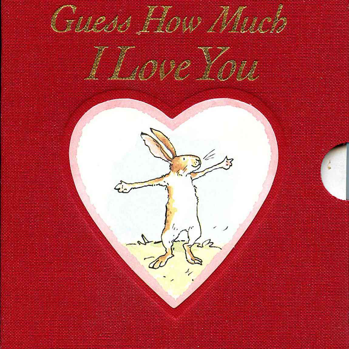 Guess How Much I Love You - boxed gift edition