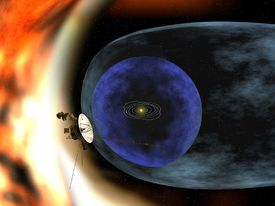 Image of the Week for Voyager Squashes View of Solar System