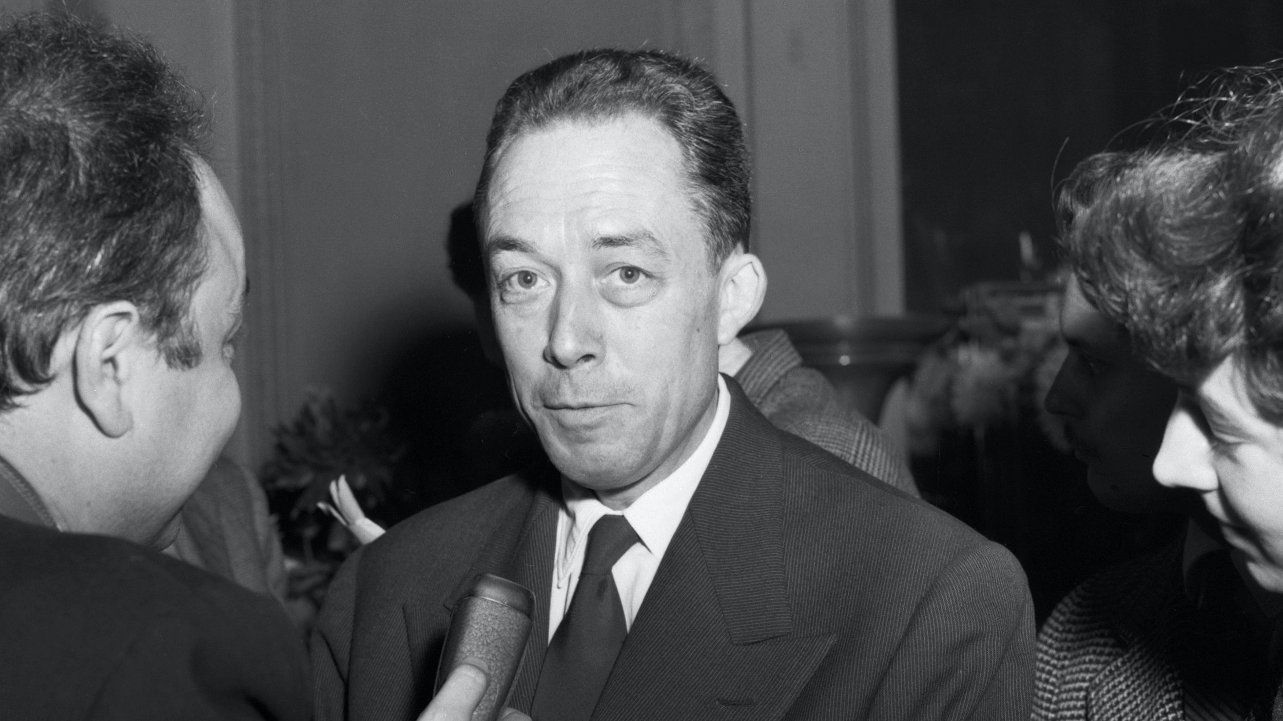 Biography of Albert Camus, French-Algerian Philosopher and Author