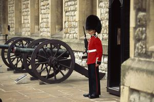 One of the most common meanings of the Ward surname is guard or watchman.
