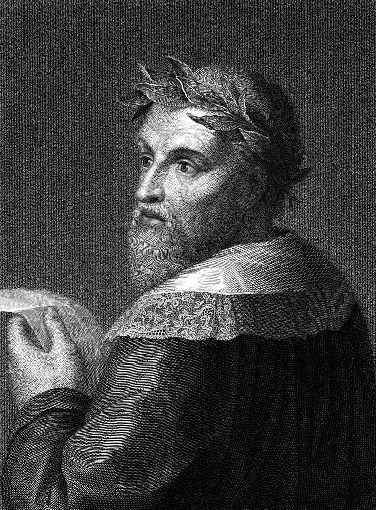 Ludovico Ariosto (1474-1533), Italian poet.
