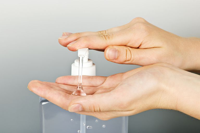 It's easy and economical to make your own hand sanitizer.