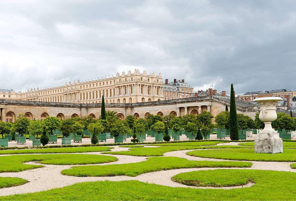 Orangery in the Garden, Versailles