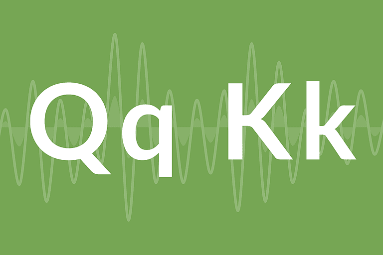 Pronouncing The Spanish K And Q In Spanish