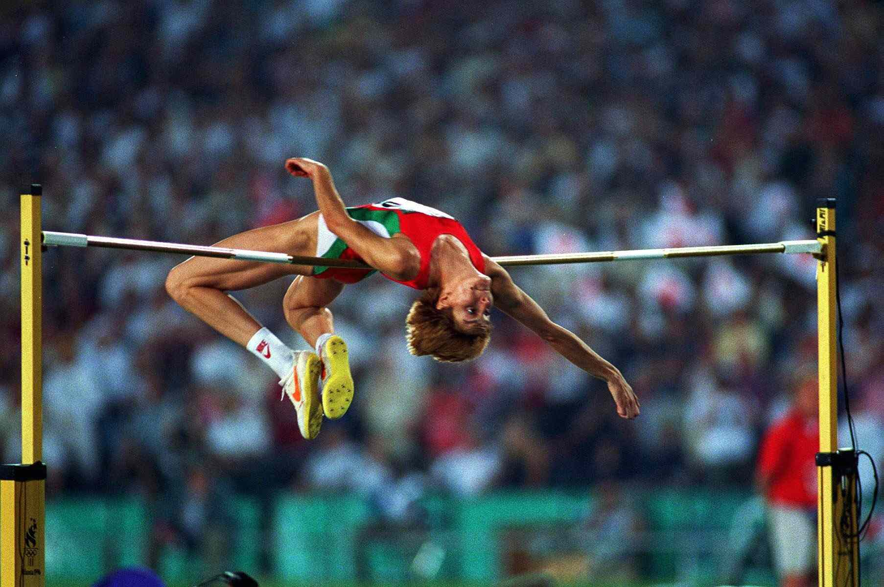 An Illustrated History of the High Jump