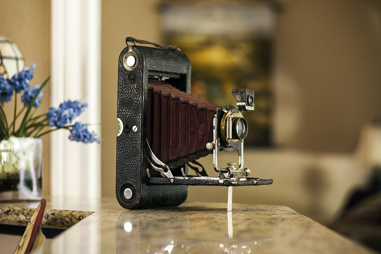 Eastman Kodak camera from 1912.
