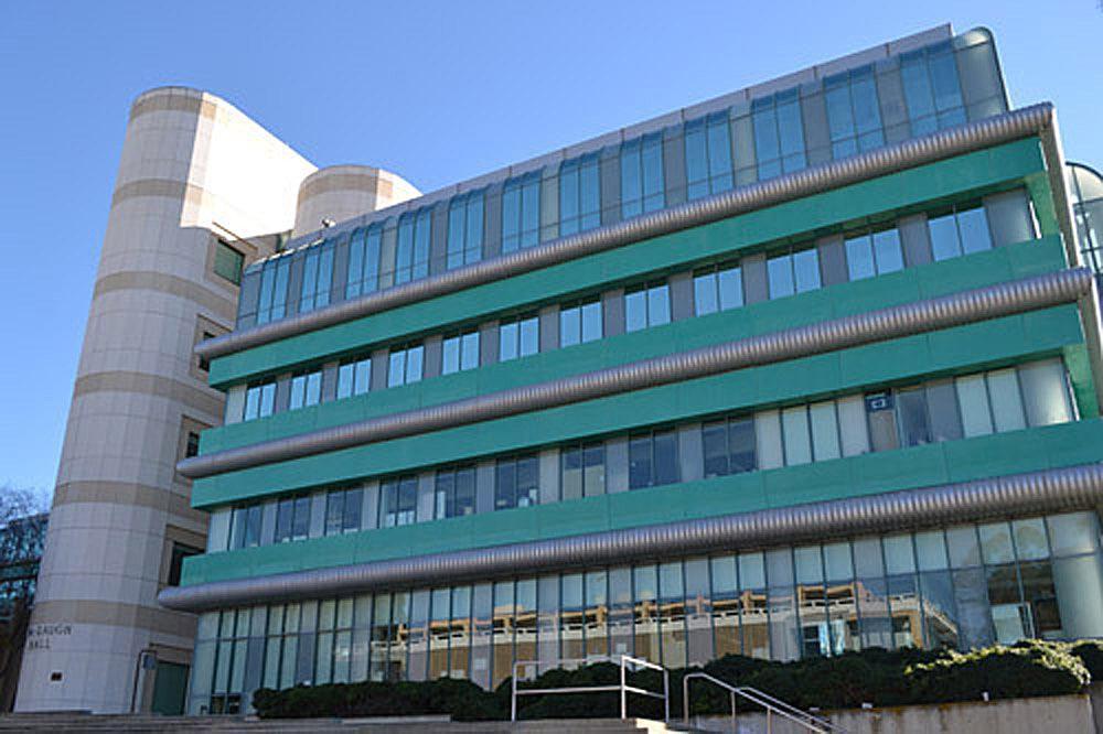 McGaugh Hall at UC Irvine