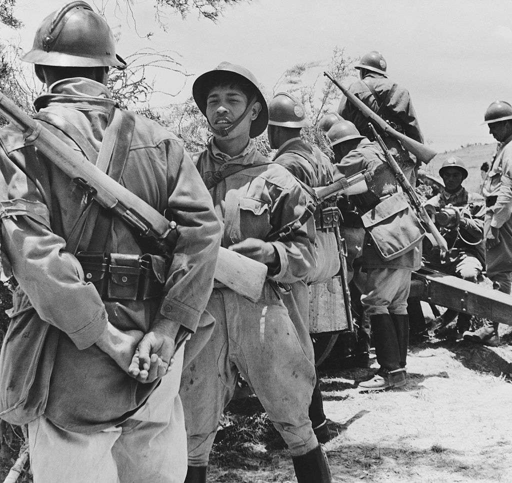Mexican Defence Forces, 1940