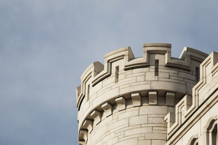 Castle Turret