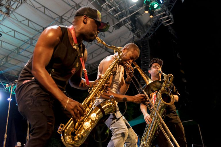 Trombone Shorty & Orleans Avenue At SummerStage