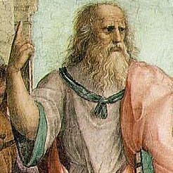 Plato - From Raphael's School of Athens (1509).