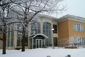 Upper Iowa University Andres Center for Business & Education