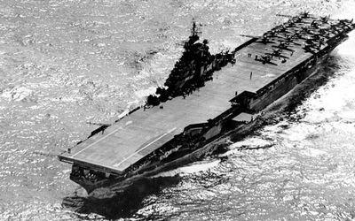 USS Shangri-La (CV-38) in World War II and Vietnam