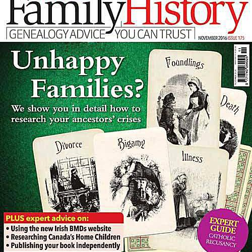 Your Family History magazine, formerly Your Family Tree