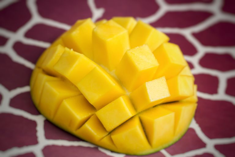 Mango skin contains urushiol, which can give you contact dermatitis just like poison ivy.