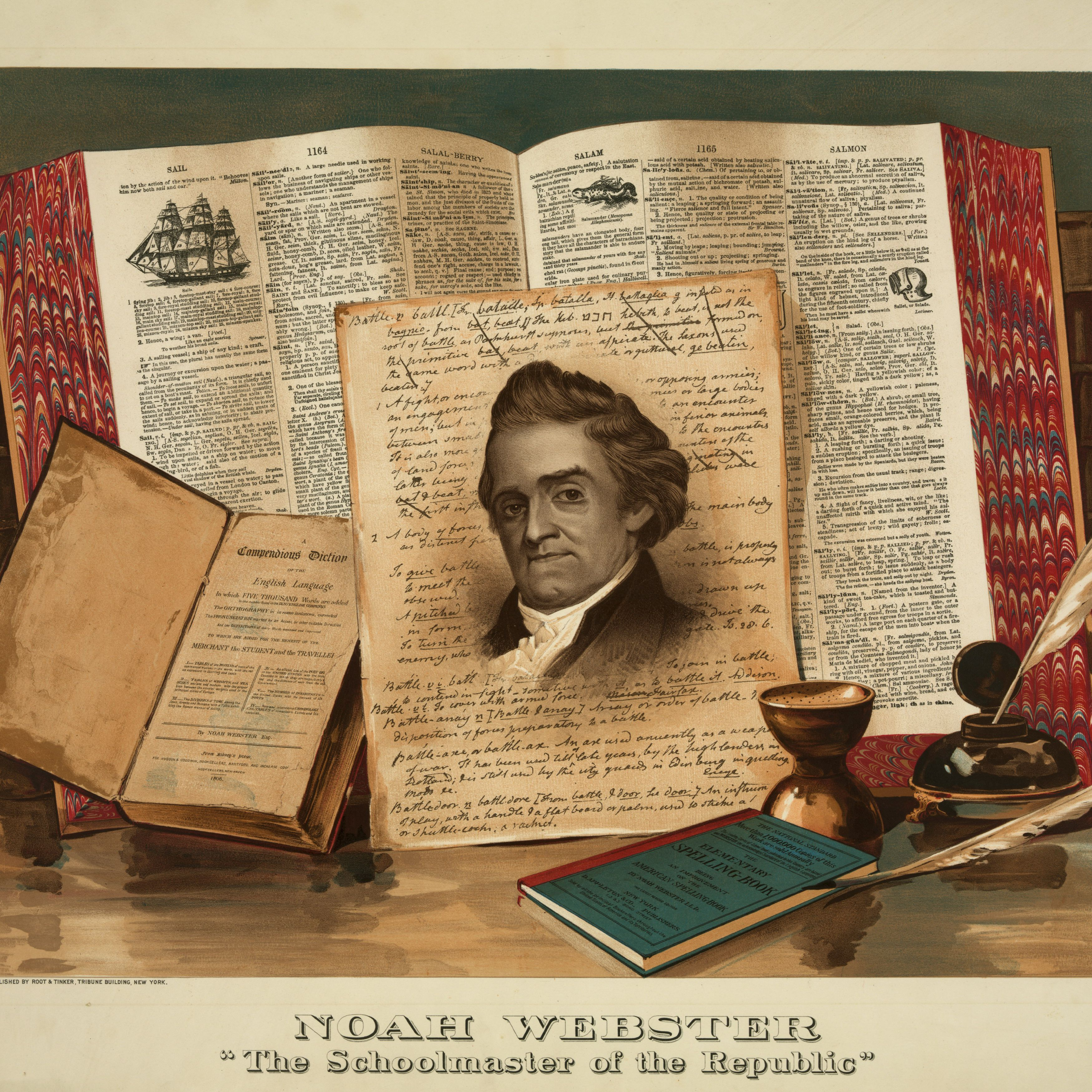 10 Facts Worth Knowing About Noah Webster