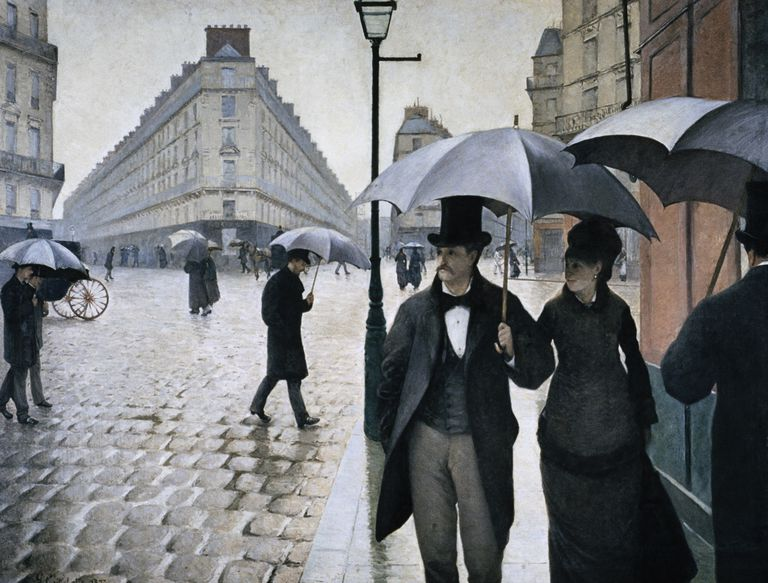 Biography of Gustave Caillebotte, French Impressionist Painter