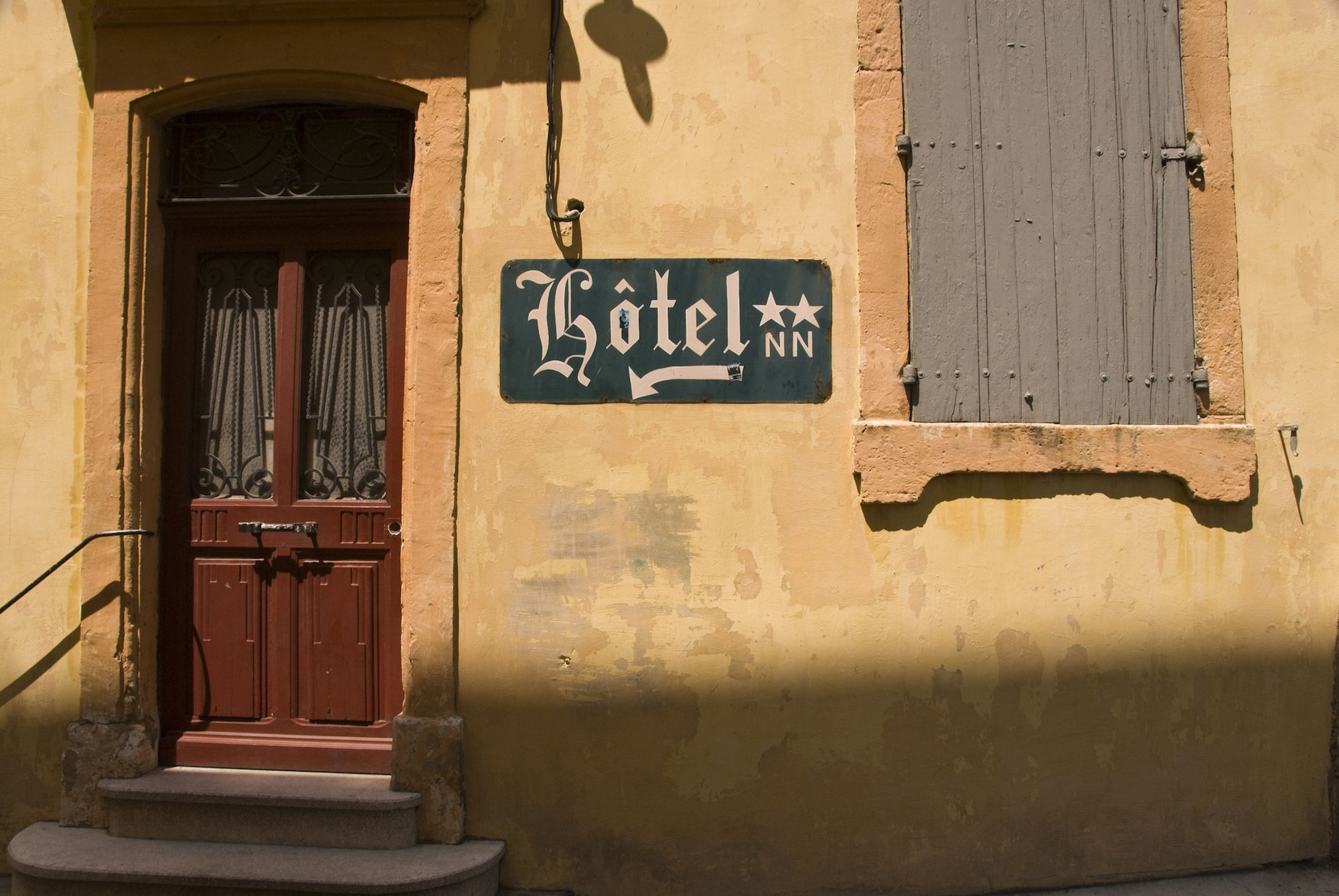 French Vocabulary Lesson A Travelers Hotel Stay