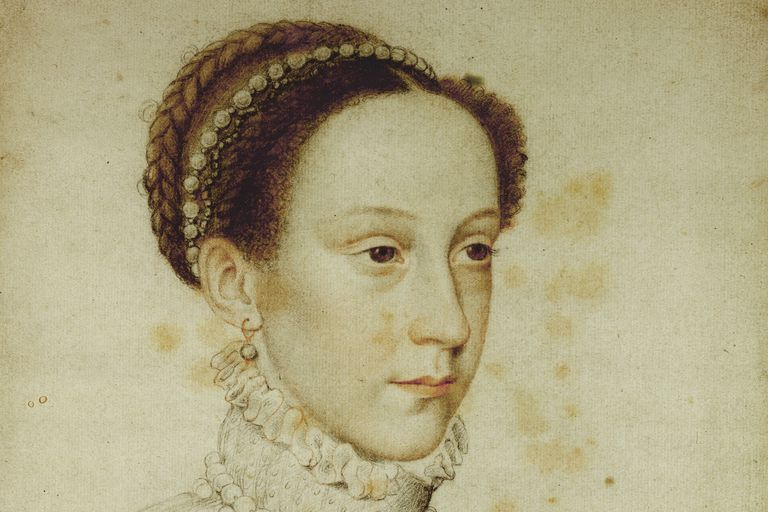 I got Mary Queen of Scots. Which Tudor Queen Are You?