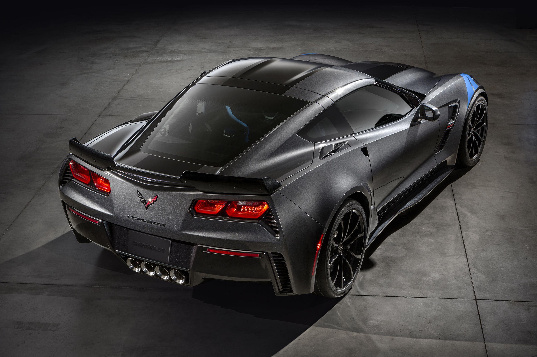 2017 Corvette Grand Sport Revealed