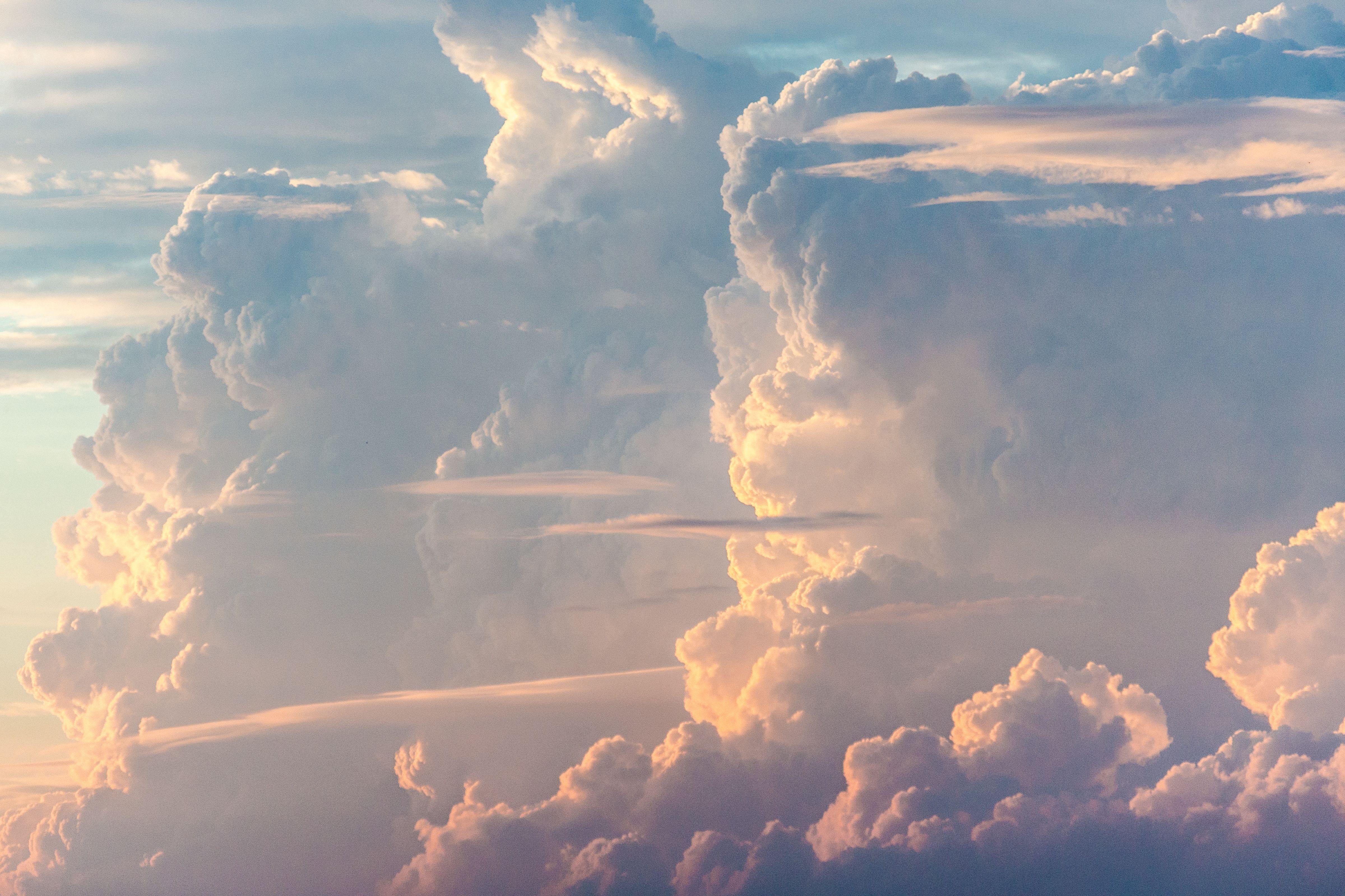 ThunderCumulonimbus is the quintessential thunderstorm cloud.
