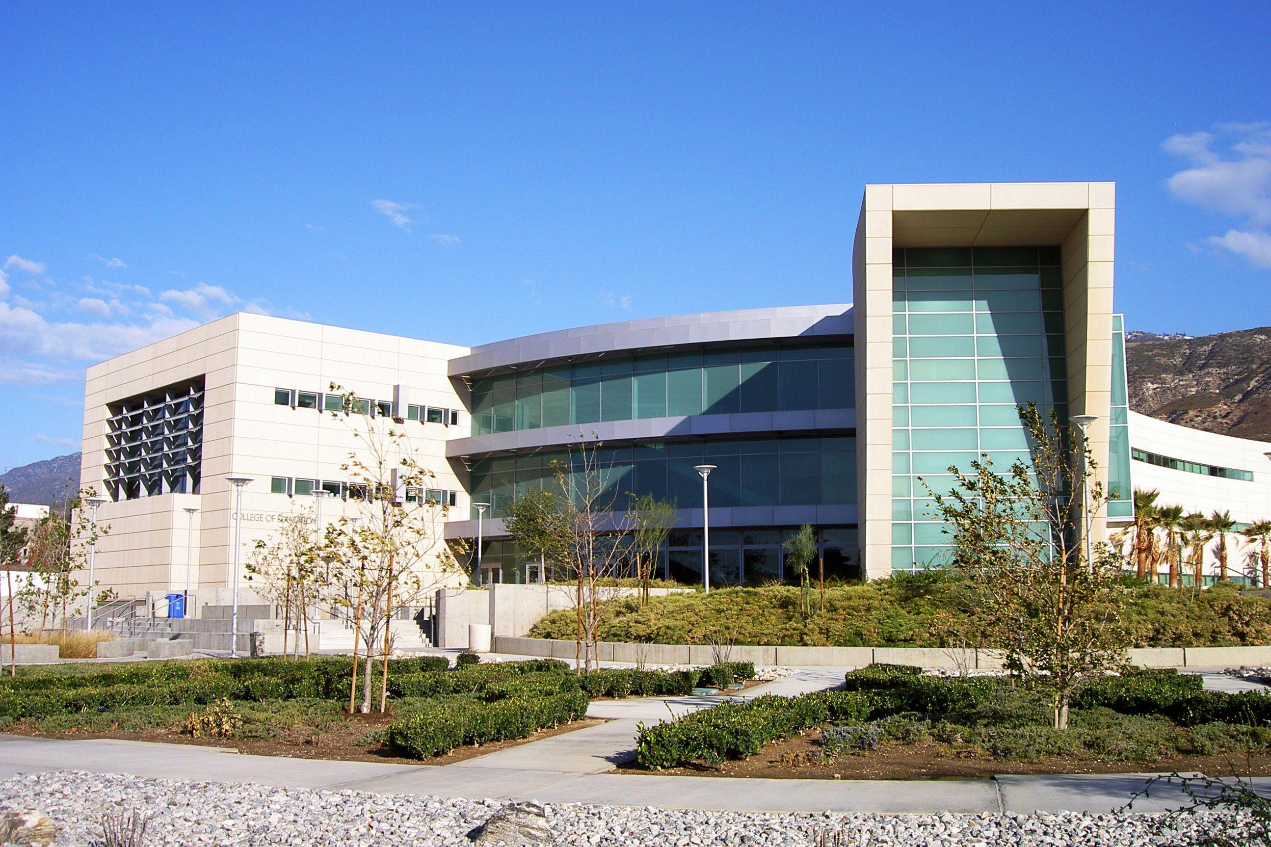 The College of Education at CSUSB, the California State University San Bernardino