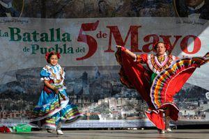 Cinco De Mayo Celebrated In Los Angeles