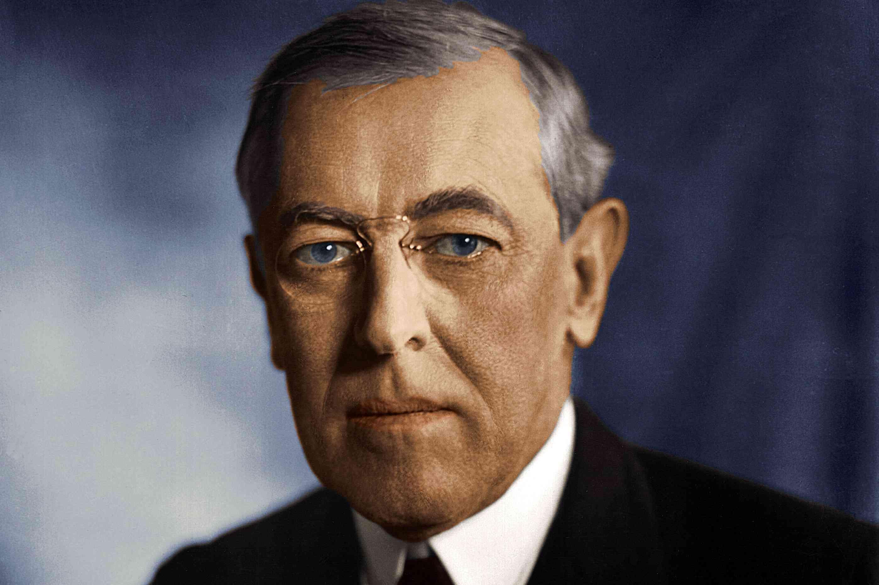 ウッドロー・ウィルソン大統領