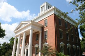 Middle College, Beloit College's First Building