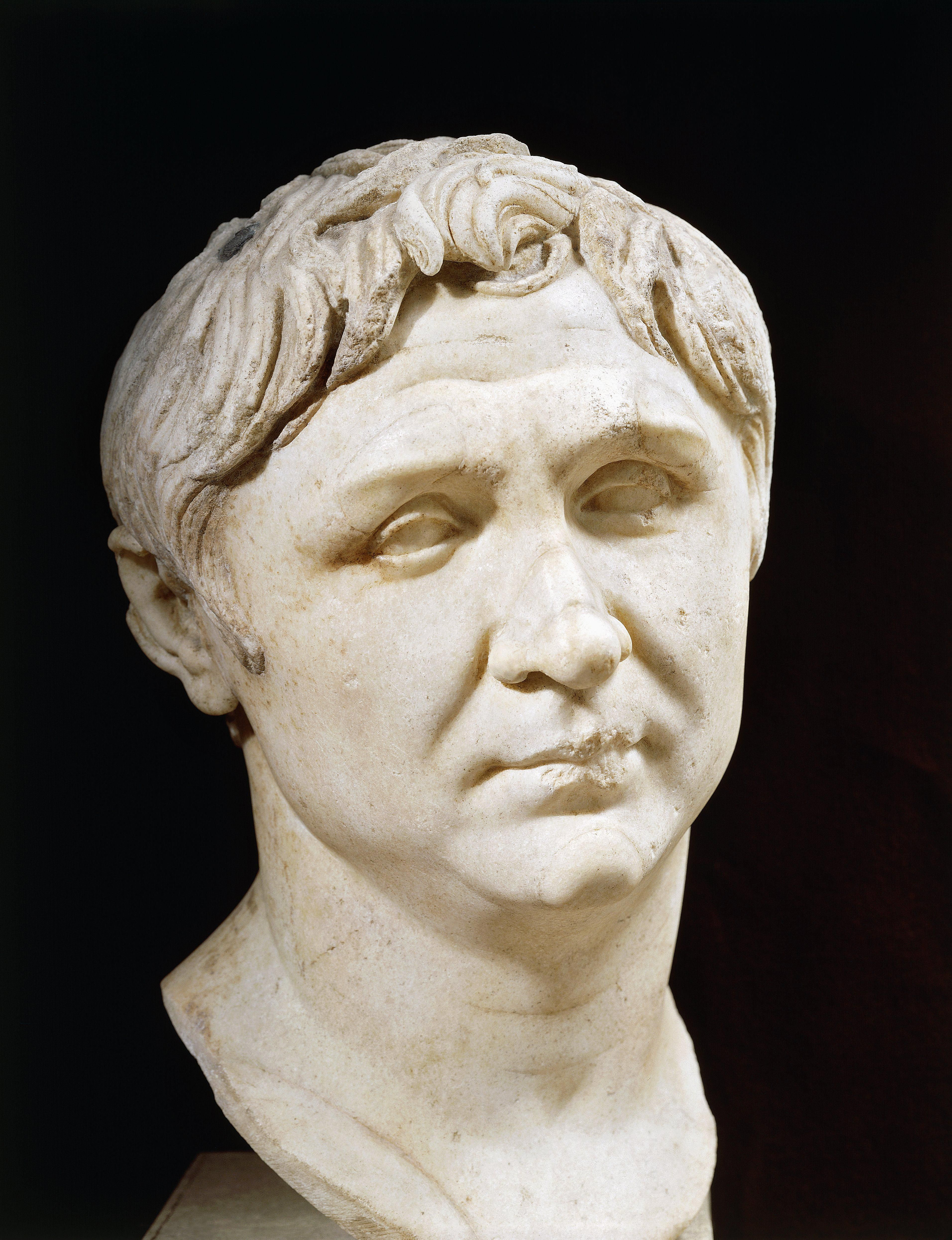 Marble bust of Pompey
