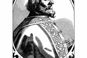 king charlemagne portrait