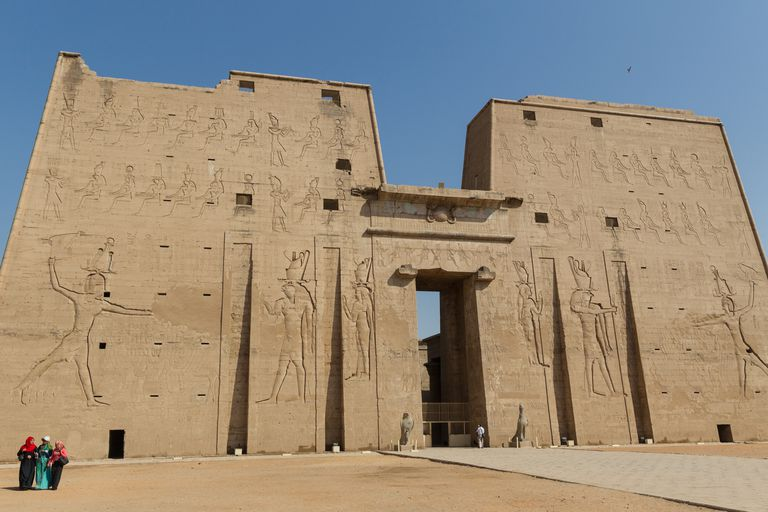 The Ptolemaic Temple at Edfu (237-57 BCE)
