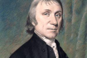 Portrait of Joseph Priestley (1733-1804), c.1797