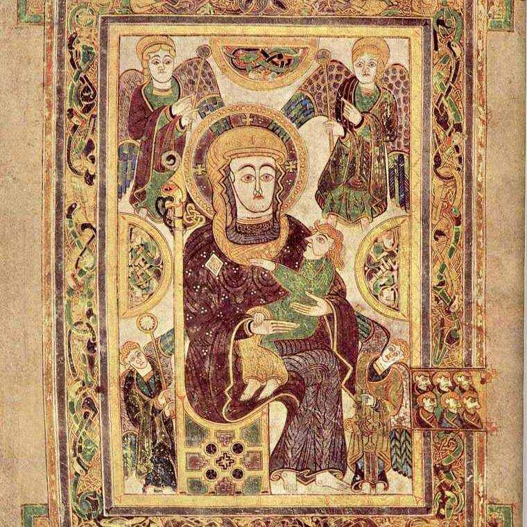 Earliest depiction of Mary and Jesus