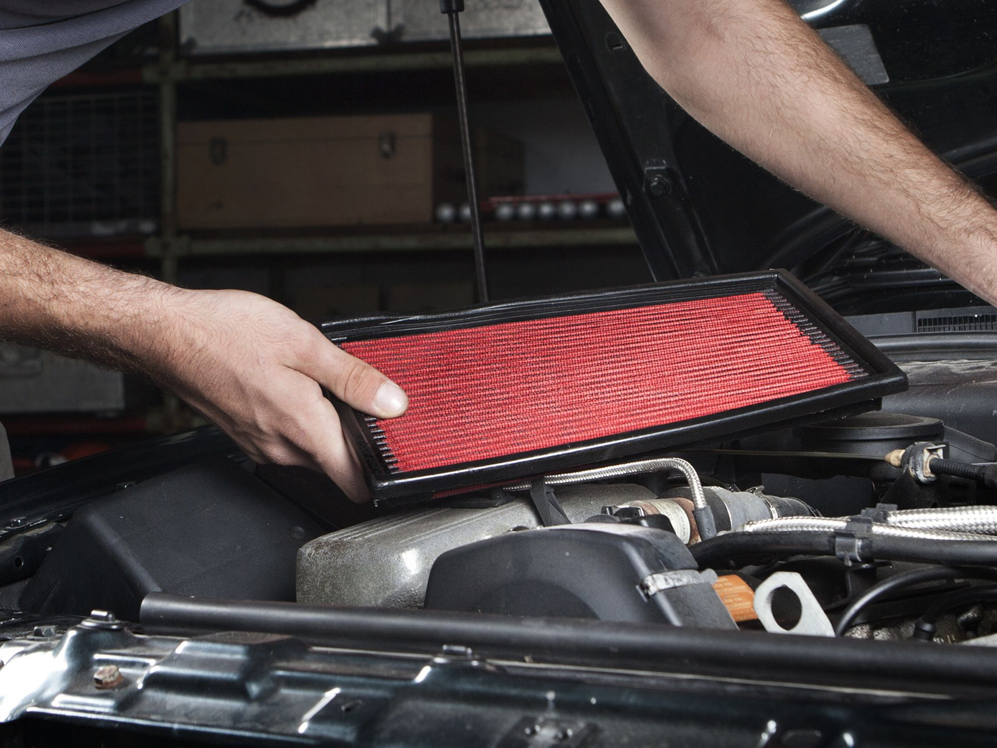 When And How To Replace The Cabin Air Filter In Your Car 95 Mustang Fuel Location