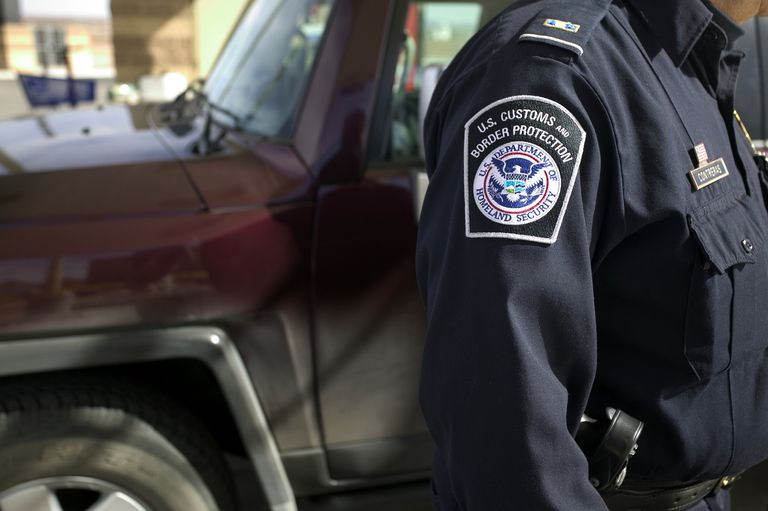 U.S. Customs and Border Protection officer