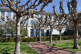 Le Conte Hall at UC Berkeley