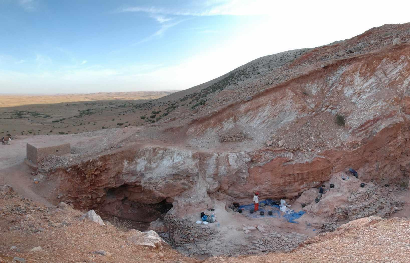 Jebel Irhoud (Μαρόκο)