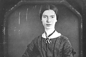 Emily Dickinson daguerreotype