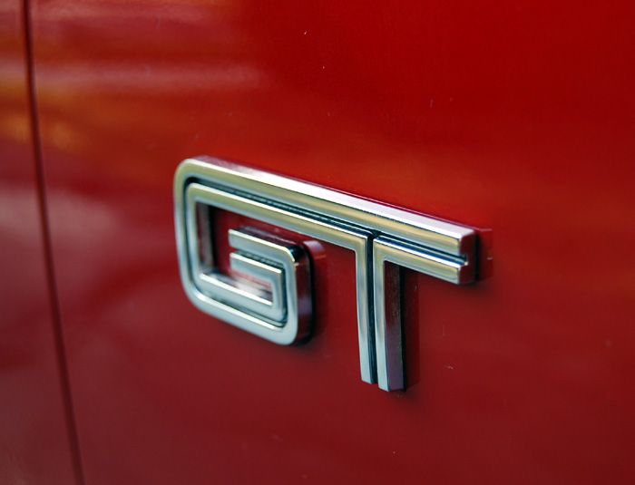 What Does Gt Stand For In Mustang Gt