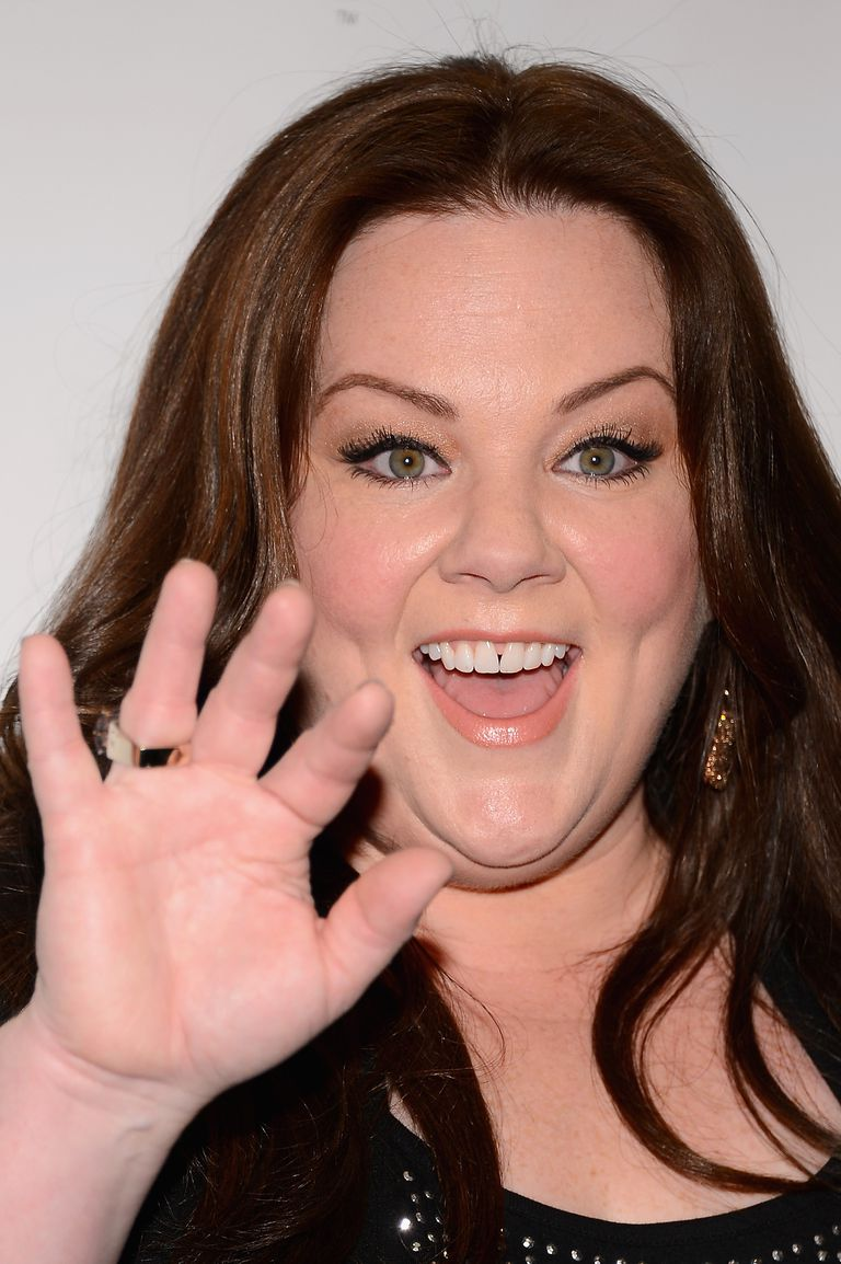 Comedian and actress Melissa McCarthy