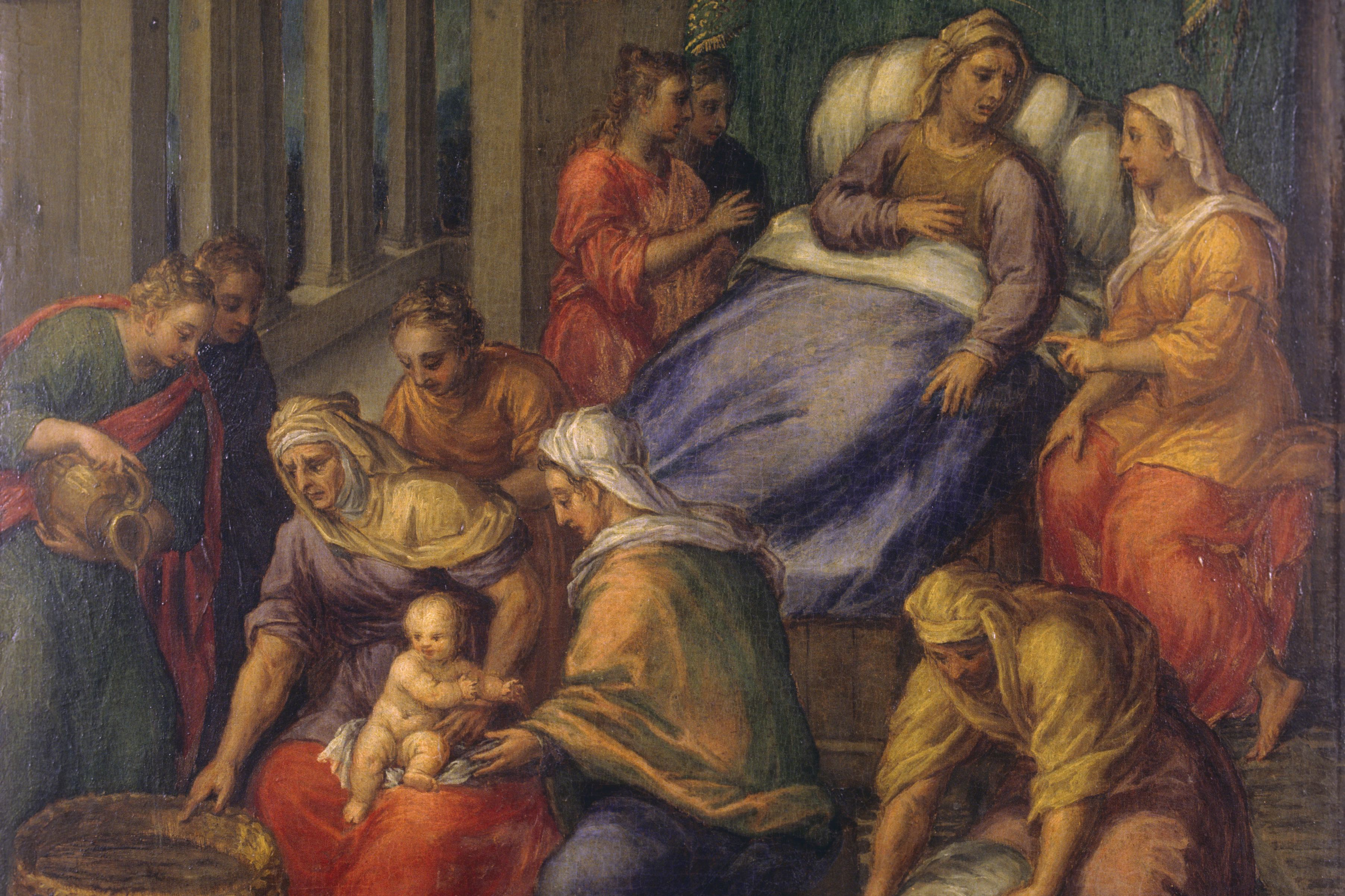 The Feast Of The Nativity Of The Blessed Virgin Mary