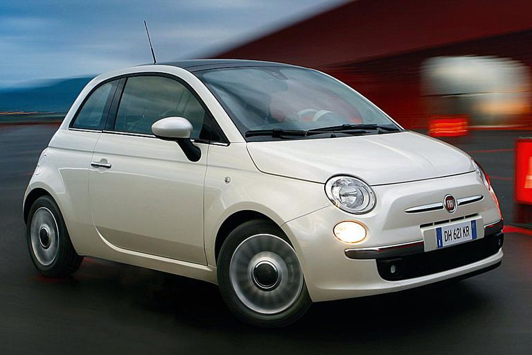 Fiat cars photo gallery