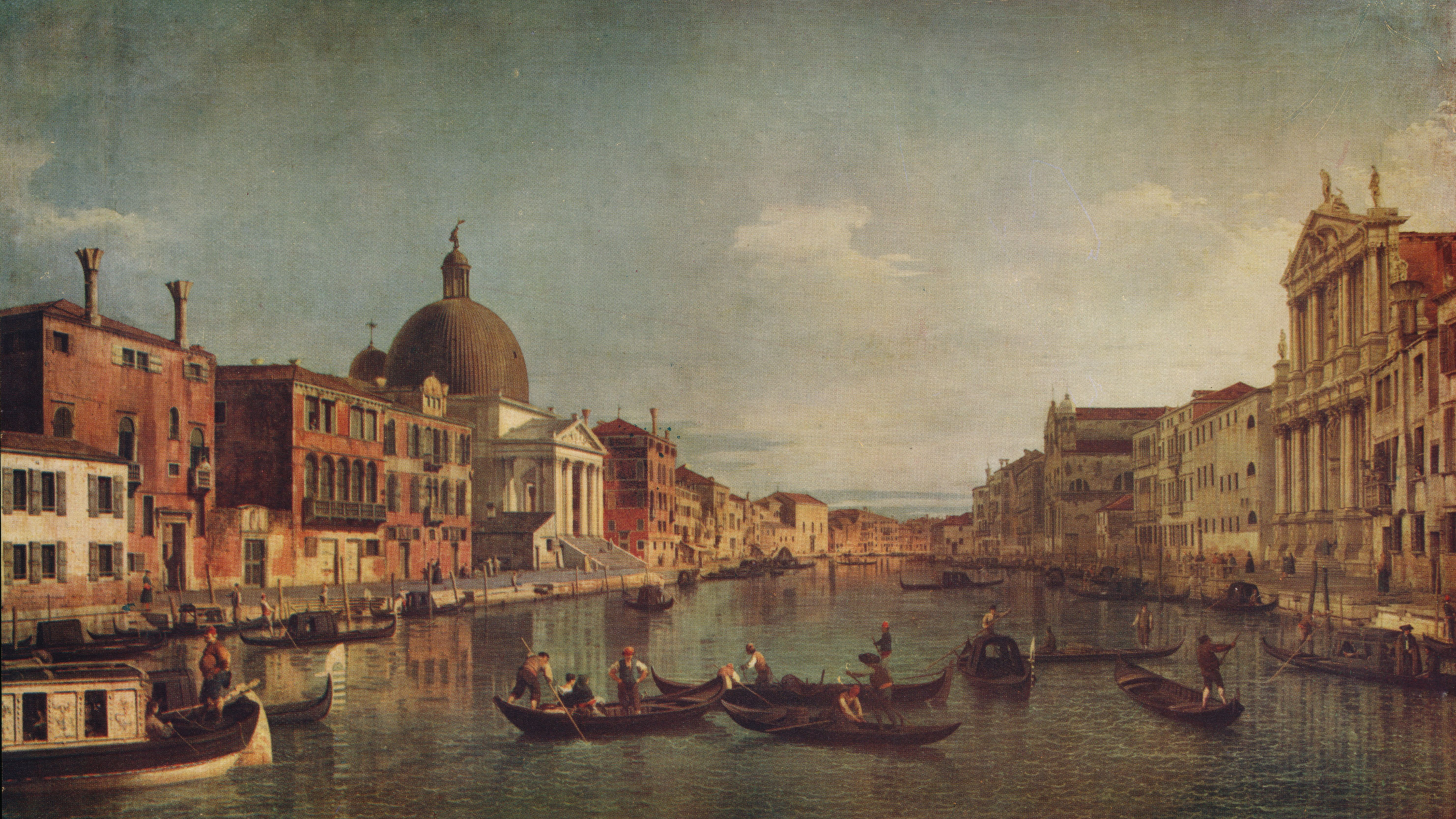 Grand Tour of Europe in the 17th and 18th Centuries