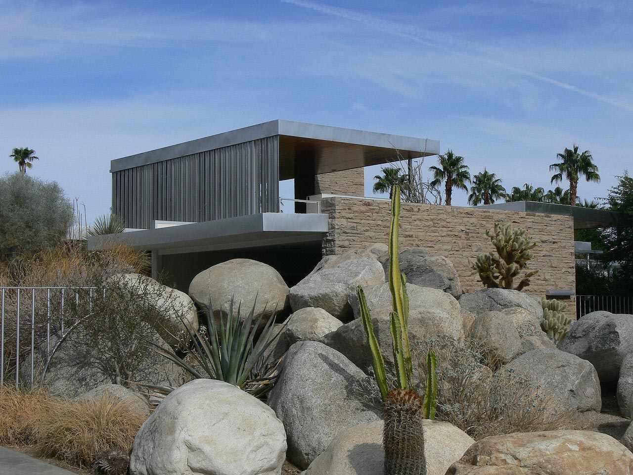 Kaufmann House στο Παλμ Σπρινγκς, Καλιφόρνια