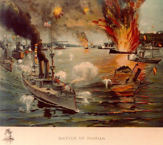 Dewey's victory at Manila Bay