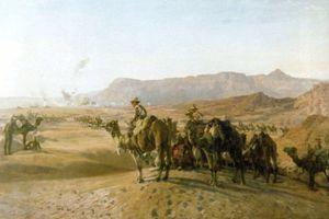 Battle of Magdhaba during World War I
